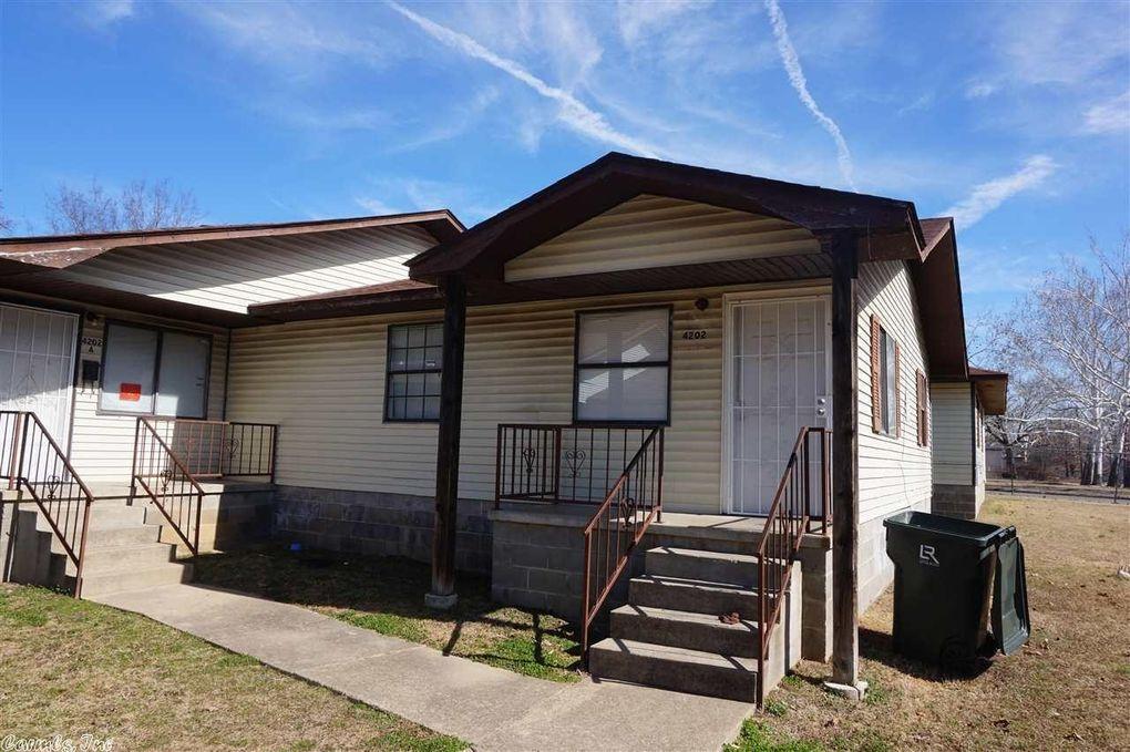 4202 W 17th St Unit B, Little Rock, AR 72204