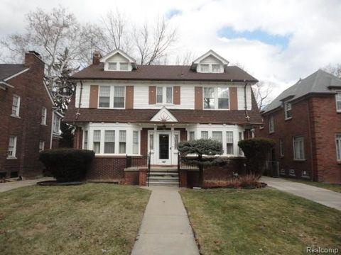 12818 Broadstreet Ave, Detroit, MI 48238