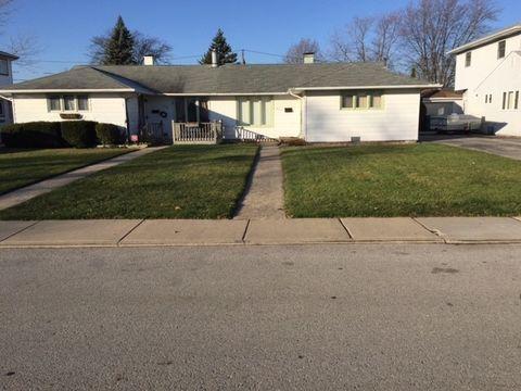 8772 S Beck Pl, Hometown, IL 60456