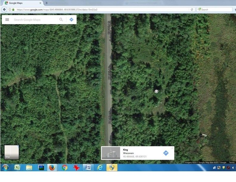 Tomahawk Wisconsin Map.Lta S Pine Rd Tomahawk Wi 54487 Realtor Com