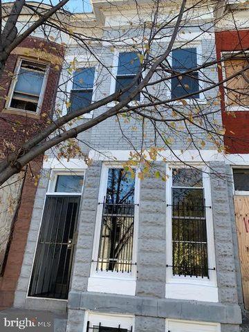 Photo of 1706 N Monroe St, Baltimore, MD 21217