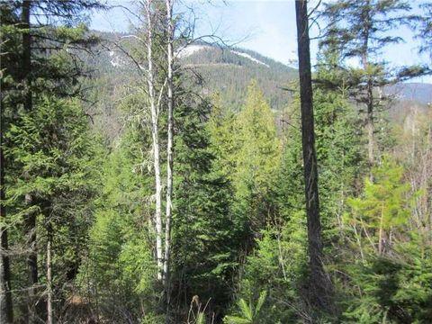 Tbd North Fork Keeler Creek Rd, Troy, MT 59935
