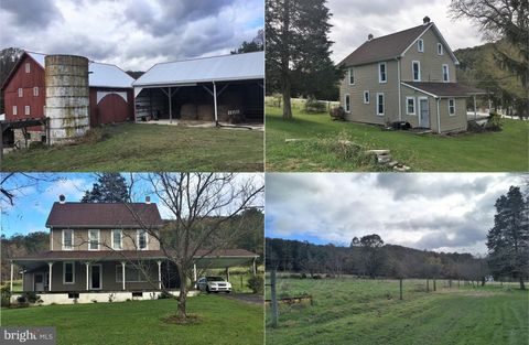 300 Harbaugh Valley Rd, Fairfield, PA 17320