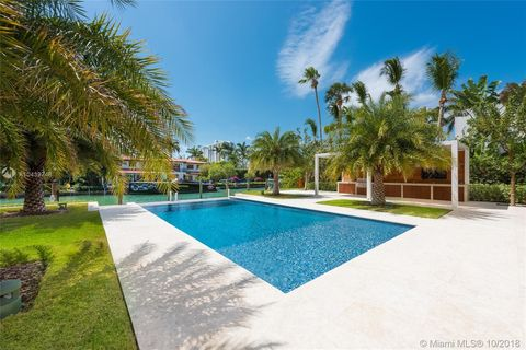 Miami Beach Fl Homes With Special Features