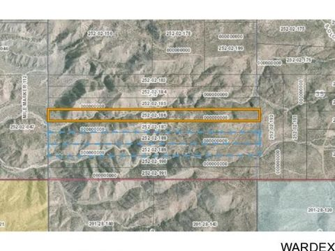 4 Lots Wildhorse Mountain Ranch, Wikieup, AZ 85360