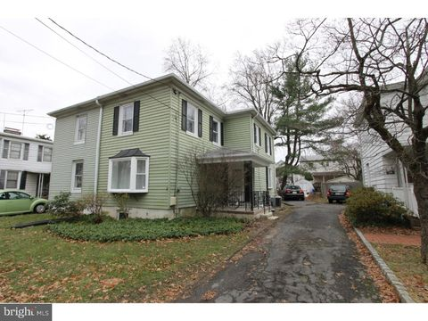 202 Birch Ave, Princeton, NJ 08542