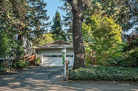 54 Maple Ave, Atherton, CA 94027