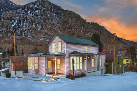 201 Rose St, Georgetown, CO 80444