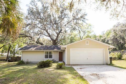 11 Se Nelsons Pt, Keystone Heights, FL 32656