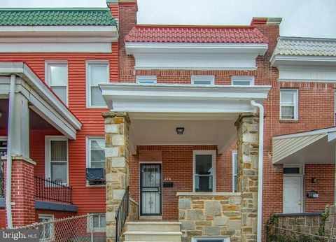 Photo of 776 Linnard St, Baltimore, MD 21229