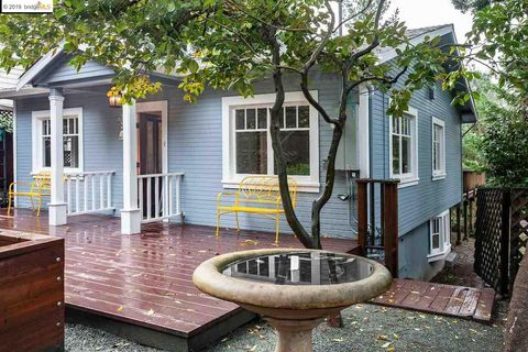 5708 Florence Ter, Oakland, CA 94611