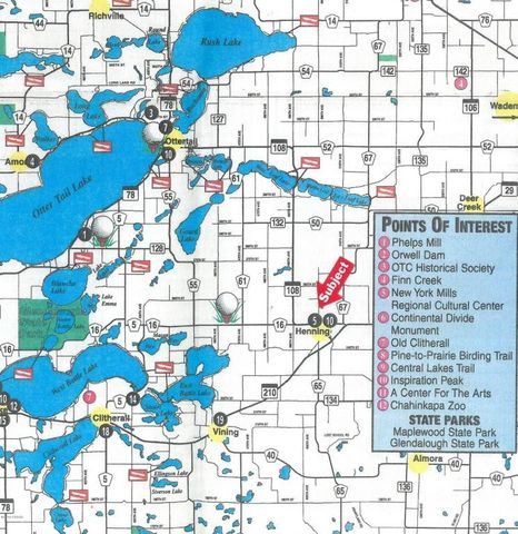 500th ave henning mn 56551 land for sale and real
