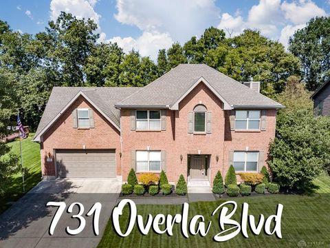 731 Overla Blvd, Englewood, OH 45315