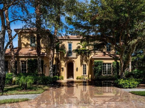 Homes For Sale Near Gulfview Middle School Naples Fl Real Estate