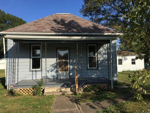 Photo of 217 S Bess Ave, Marissa, IL 62257
