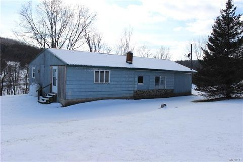 3513 Wenrick Hill Rd, Franklinville, NY 14737