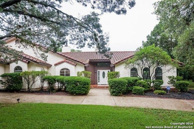7903 Garden North Dr Garden Ridge Tx 78266 Home For