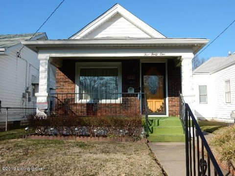 541 Lilly Ave, Louisville, KY 40217