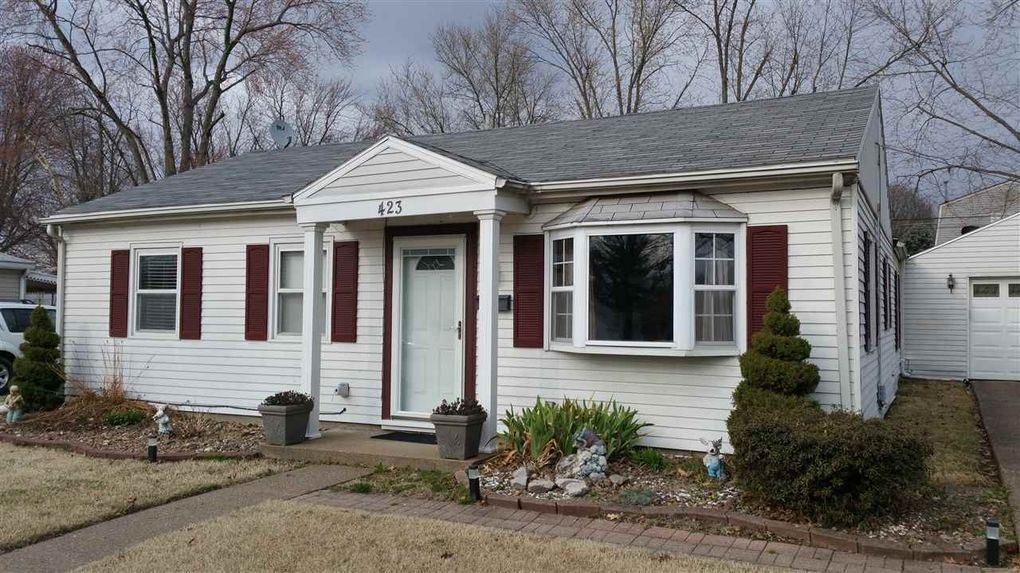 423 Colonial Ave Evansville In 47710 Realtor Com