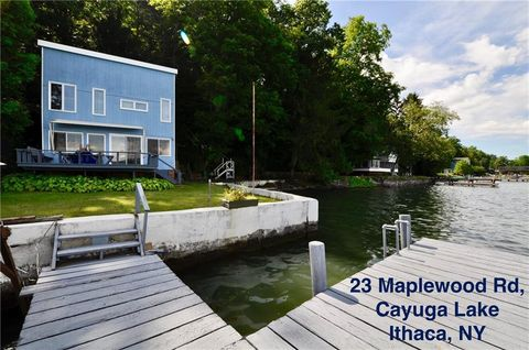 Waterfront Homes for Sale in Ithaca, NY - realtor com®