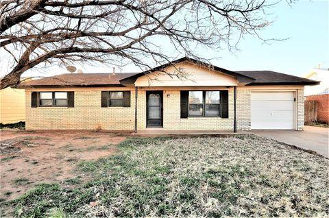 216 Darrell St, Levelland, TX 79336