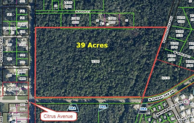 Map Of Crystal River Florida.3607 N Citrus Ave Crystal River Fl 34428 Land For Sale And Real