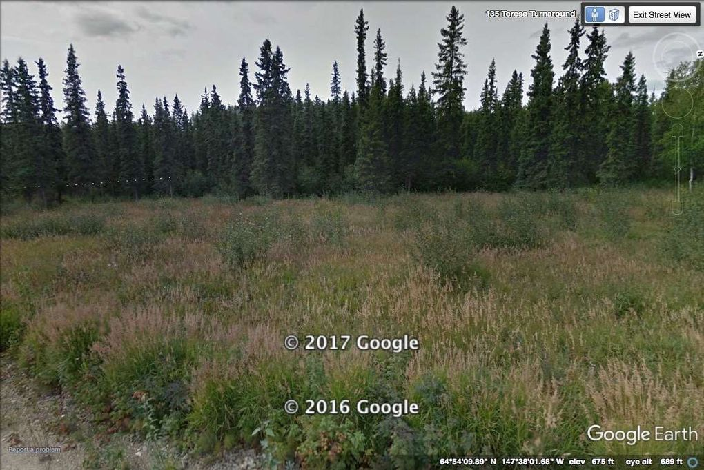 L8b1 Nhn Teresa Turnaround/Mcgrath, Fairbanks, AK 99701