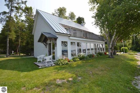 Lake Leelanau Mi Real Estate Lake Leelanau Homes For