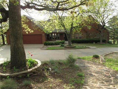 19502 E Cedar Ln, Cookson, OK 74427