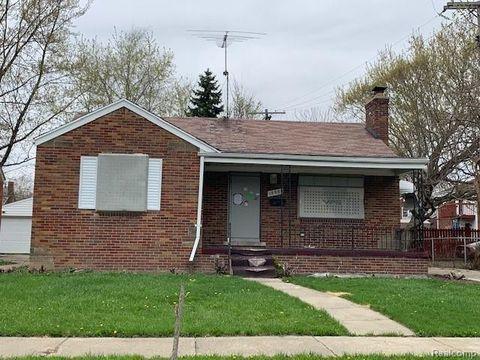 Photo of 18961 Edgefield St, Detroit, MI 48236