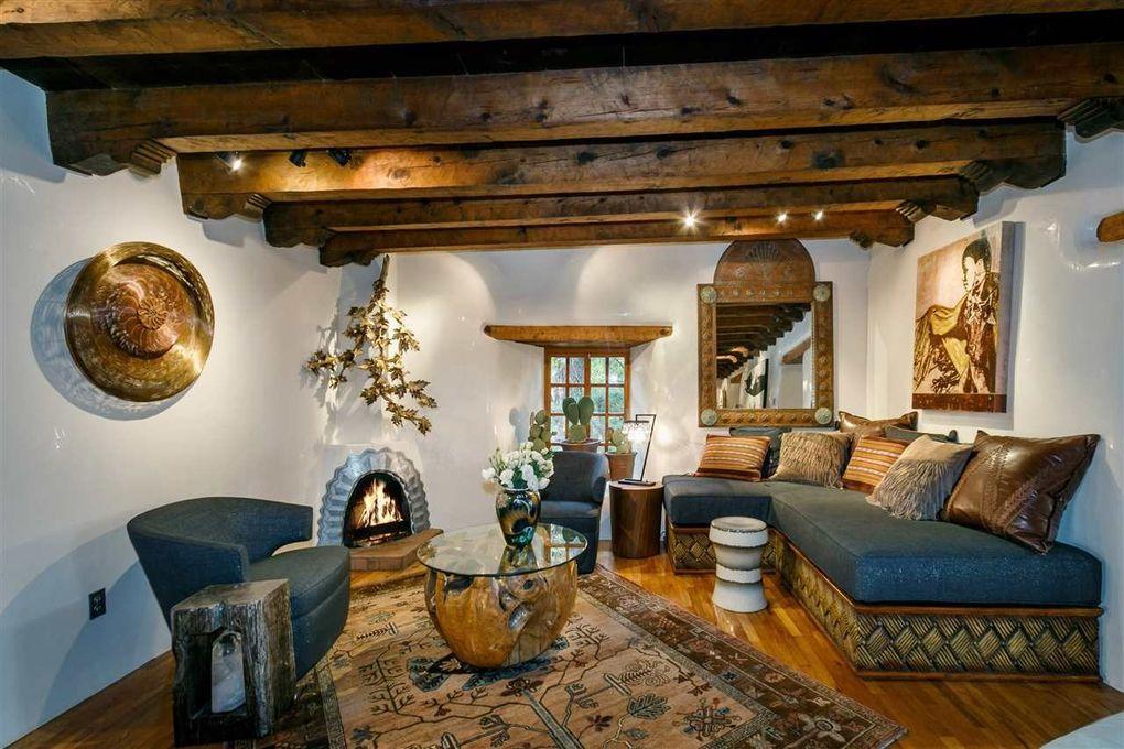 831 el caminito st santa fe nm 87505 for Adobe home design