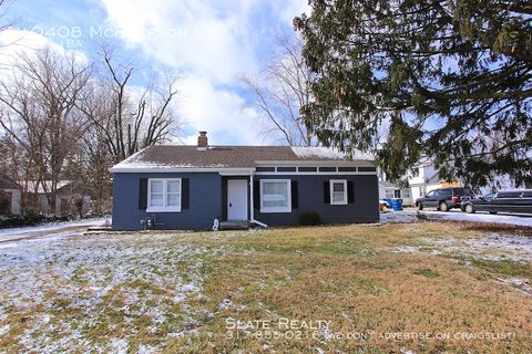 Photo of 10408 Mc Pherson St, Indianapolis, IN 46280