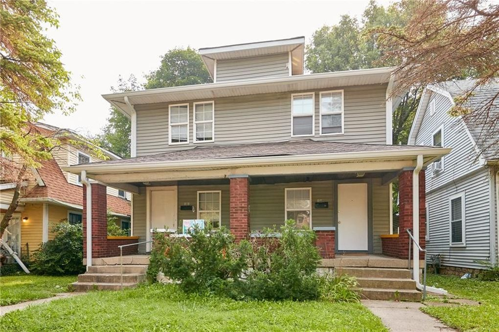 1351 N Lasalle St Indianapolis, IN 46201