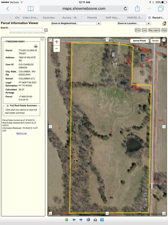 7100 E Mo Ww Columbia MO 65201 Land For Sale and Real Estate