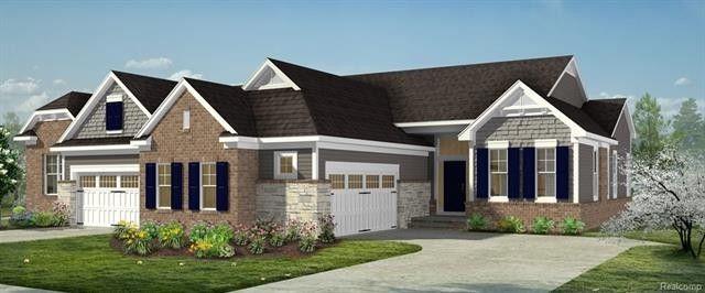 17129 Garden Ridge Ln Unit 31, Northville Township, MI 48168