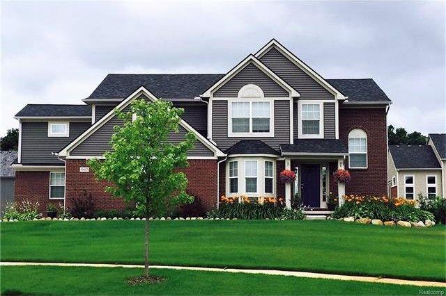 30029 magnolia dr lyon township mi 48165 home for sale and real estate listing. Black Bedroom Furniture Sets. Home Design Ideas