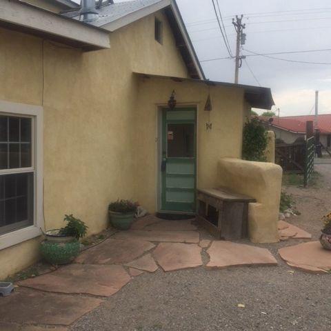 133 County Road 215, El Rito, NM 87530