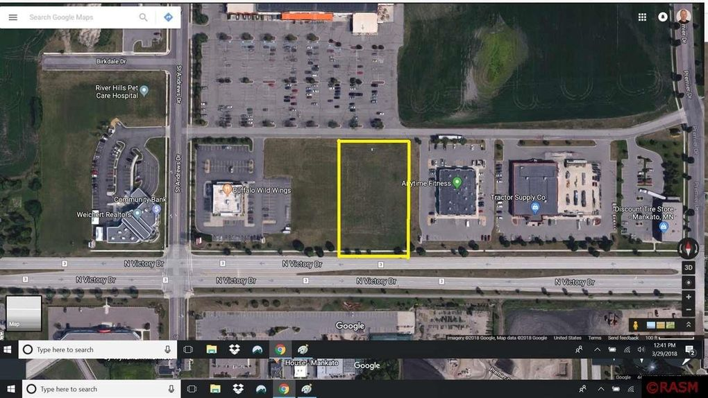 Tbt N Victory Dr Mankato Mn 56001 Land For Sale And Real Estate