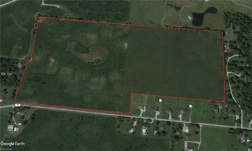 Kiser Lake Rd Saint Paris OH Recently Sold Land Sold - Kiser lake map