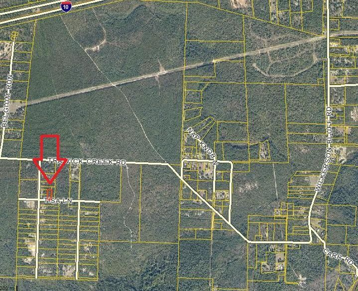 Tisa Ln Lot C, Holt, FL 32564