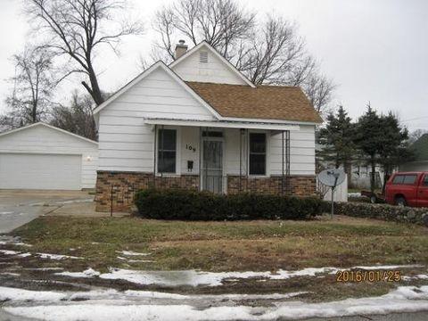 109 W South 3rd St, Shelbyville, IL 62565