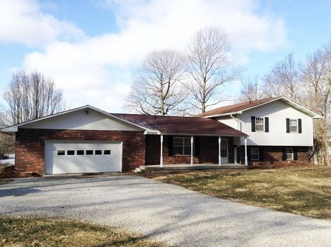 Photo of 2540 N Mull Rd, Rockville, IN 47872
