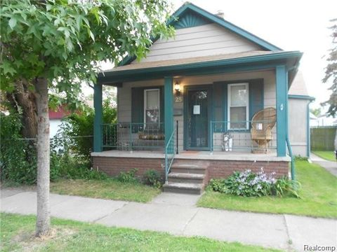 25 W Anchor St, River Rouge, MI 48218