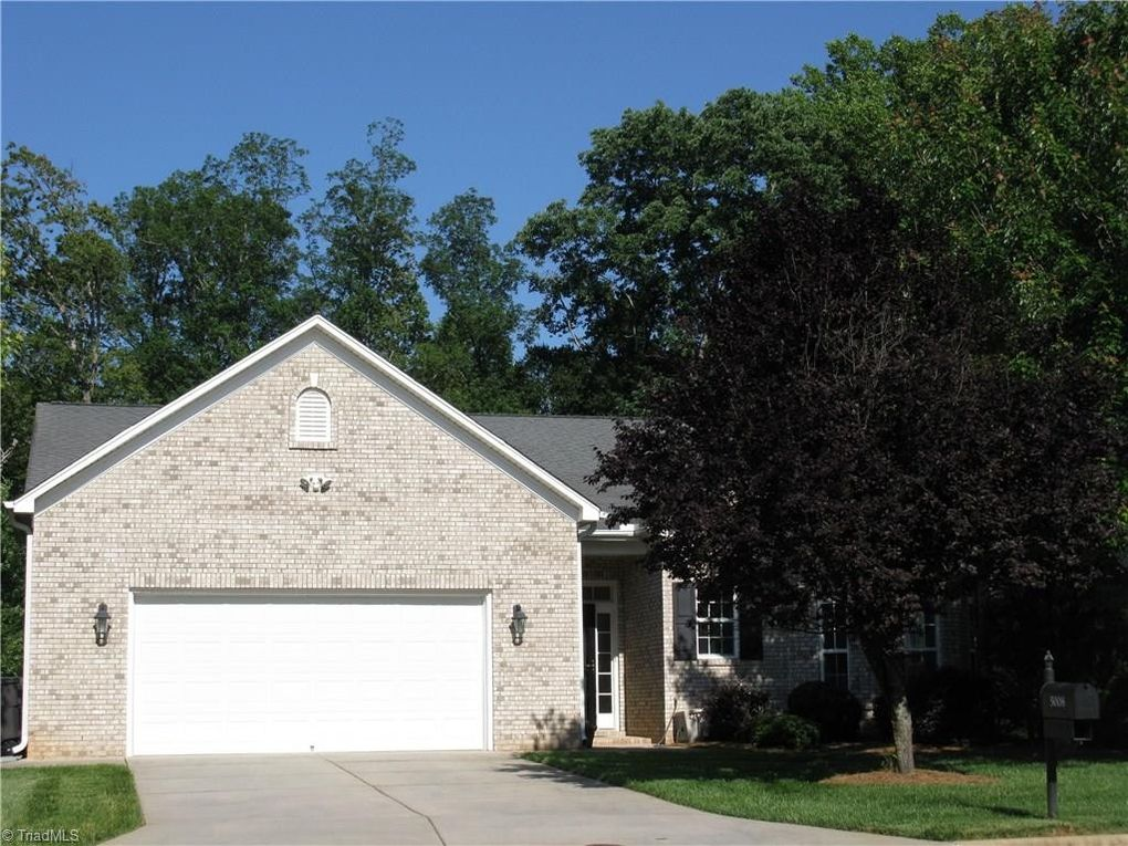 Exceptional One Story Garages For Sale: 5008 Lake Laurel Ct, Greensboro, NC 27455