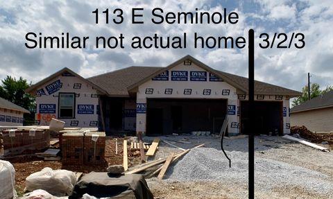 Photo of 113 E Seminole St, Strafford, MO 65757