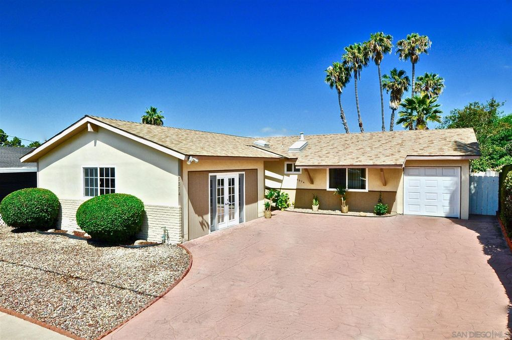 5574 Camber Dr San Diego, CA 92117