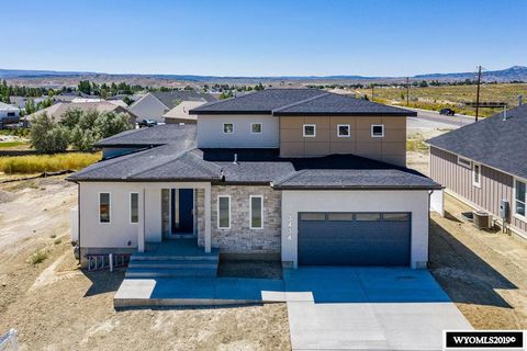 Photo of 3434 Via Fabriano Dr, Rock Springs, WY 82901