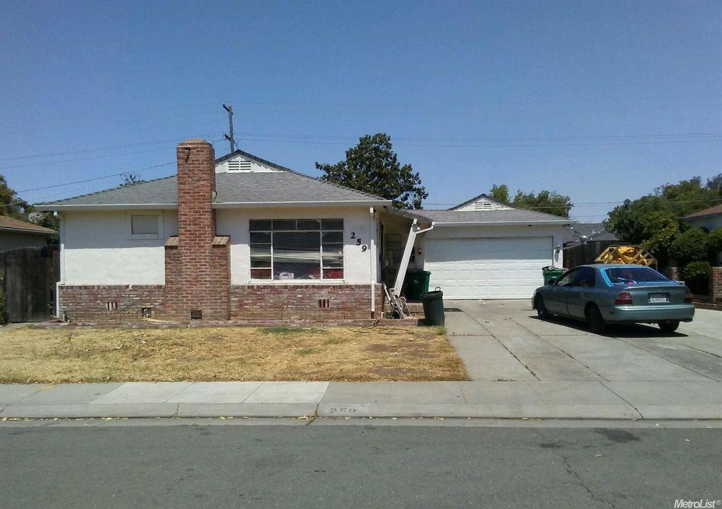 259 E Gibson St Stockton, CA 95204