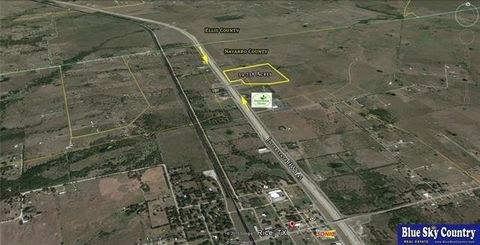 Photo of 40 Ac Interstate 45 Hwy Lot 35, Rice, TX 75155
