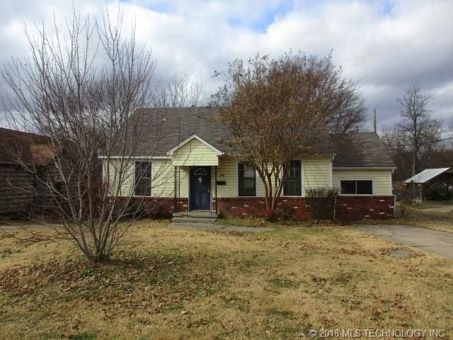 1307 S 5th St, McAlester, OK 74501